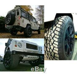 Bulldog 30mm Wheel Spacers for Range Rover L322 & Range Rover Sport