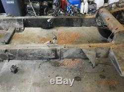 Chassis for Range Rover Classic LSE