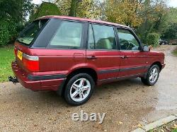 Classic Range Rover 1 of 100 built only 2 previous owners