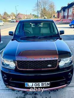 Custom Land Rover Range Rover Sport Autobiography Bi-Colours Painted