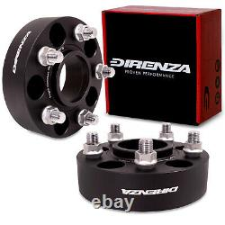 DIRENZA HUBCENTRIC 40MM 5x120 WHEEL SPACERS FOR LAND RANGE ROVER SPORT DISCOVERY