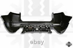 Dynamic Rear Bumper for Range Rover Evoque Pure/ Prestige Upgrade conversion