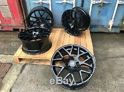 Ford Focus Mondeo S Max ST Expert 308 18 inch Alloy Wheels Only DTM Design 5X108