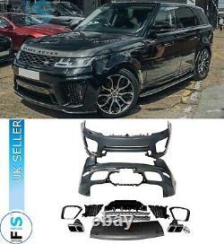 Full Svr Style Bodykit For Range Rover Sport L494 Facelift 2018+ Front Rear Oem