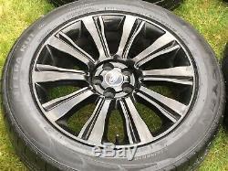 Genuine 19 Land Rover Range Rover Evoque Velar Discovery Sport Alloy Wheels