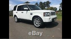Genuine 20 Land Rover Discovery 4 Range Rover Sport Vogue Alloy Wheels Tyres