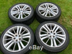 Genuine 20 Range Rover Sport Vw Transporter T6 T5 Sportline Alloy Wheels Tyres