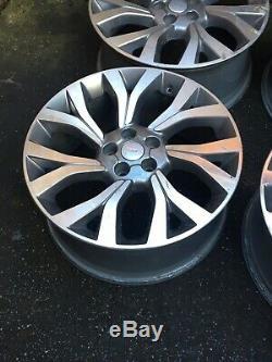 Genuine 21 Range Rover Vogue Sport Discovery Alloy Wheels Autobiography SVR Rim
