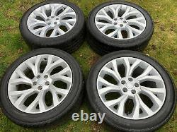 Genuine Autobiography 21 Range Rover Vogue Sport Discovery Alloy Wheels Tyres