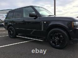 Genuine Land Rover Discovery Range Rover Sport Vogue Alloy Wheels Michelin Tyres