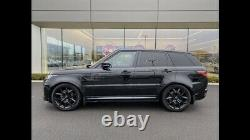 Genuine Land Rover Sport Vogue Discovery Defender Alloy Wheels Pirelli Tyres Svr