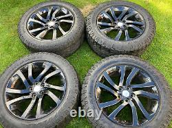 Genuine Range Rover Sport Vogue Discovery Svr L495 L405 Alloy Wheels Tyres