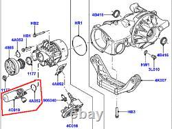 Haldex Diff Pump Land Range Rover Evoque Freelander 2 Gen 4 Kit Oil Filter
