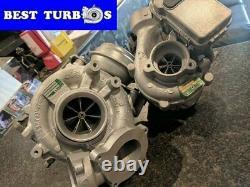 Hybrid Turbo Turbocharger Upgrade Service For Vw Audi Mercedes Bmw Vauxhall