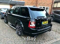KAHN Version Land Rover Range Rover Sport 3.6 TD V8 HSE 5dr Automatic