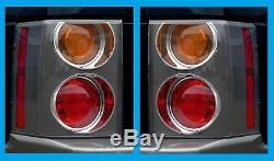 L322 Rear Tail Light Red/Orange 2002-05 for Range Rover vogue CARBON AMBER