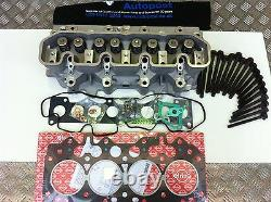 LAND ROVER 300 tdi CYLINDER HEAD WITH VALVES LDF500180 NEW WITH GASKETS