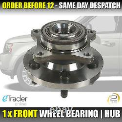 LAND ROVER RANGE ROVER SPORT L320 FRONT WHEEL BEARINGS 05-13 PAIR QTY x 2 NEW