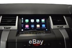 Land Range Rover Sport 2005-09 GPS Bluetooth Sat Nav Android Apple CarPlay 1+16