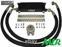 Land Range Rover V8 Sd1 3.5 3.9 Mocal Rubber Hose Engine Oil Cooler Kit Rk