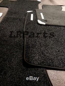Land Rover Carpet Floor Mats Set Range Rover 03-10 EAH500290PVA Genuine New