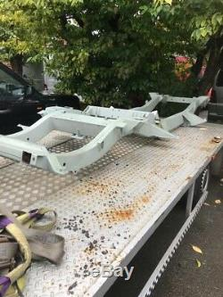 Land Rover Discovery 1 One Range Rover Classic Shot Blasted Chassis Metal Dipped