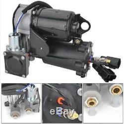 Land Rover Discovery 3 Hitachi Suspension air Compressor Pump+Relay LR023964 Ace