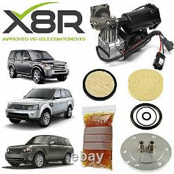 Land Rover Lr3 / Discovery 3 05-09 Air Suspension Compressor Dryer Repair Kit