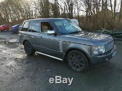 Land Rover Range Rover 3.0 TD6