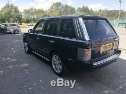 Land Rover Range Rover 4.4 LPG swap / part ex