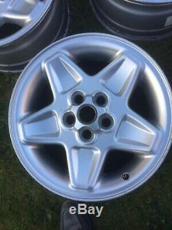 Land Rover Range Rover 5 Mondial Alloy Wheels