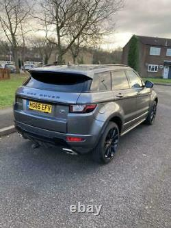 Land Rover Range Rover Evoque 2.0 TD4 HSE Dynamic 4WD (s/s) 5dr