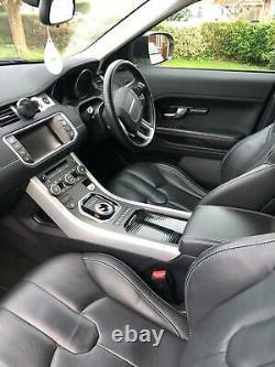 Land Rover Range Rover Evoque 2.2 4WD 5dr 2013