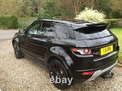 Land Rover Range Rover Evoque 2.2 SD4 190bhp
