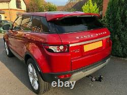 Land Rover Range Rover Evoque 2.2 SD4 Pure 4x4 2012 5dr