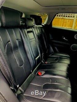 Land Rover Range Rover Evoque SUV 2013 L538 2.2 SD4 Dynamic Lux AWD 42 000 miles