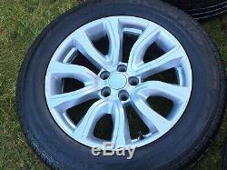 Land Rover Range Rover Genuine Evoque Freelander Alloy Wheels Tyres
