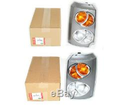 Land Rover Range Rover L322 03-05 Front Turn Side Signal Light Set Euro Style