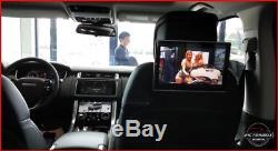 Land Rover Range Rover Rear Entertainment screens