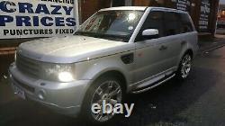 Land Rover Range Rover Sport 2.7 Tdv6 Automatic 4x4