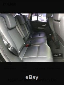 Land Rover Range Rover Sport 2.7 Tdv6 Stormer Edition