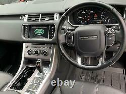 Land Rover Range Rover Sport 20163.0 SD V6 HSE CommandShift 2 4X4 (s/s) 5dr