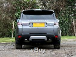 Land Rover Range Rover Sport 3.0 Sd V6 Hse 2014