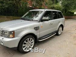 Land Rover Range Rover Sport Hse 3.6 Tdv8 Fully Loaded 2007