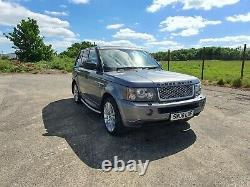 Land Rover Range Rover Sport Tdv6 Hse 2.7, Spares Or Repair