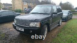 Land Rover Range Rover V8 Autobiography