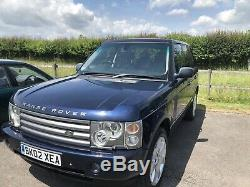 Land Rover Range Rover V8 Great Big Family Car