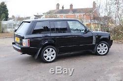 Land Rover Range Rover Vogue 3.6 TDV8 Black