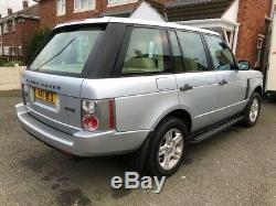 Land Rover Range Rover vogue 2006 79000 miles diesel