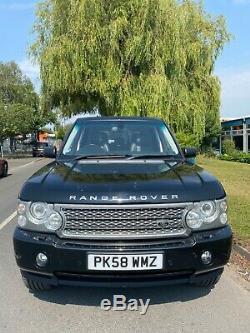 Land Rover Range Rover vogue 2009
